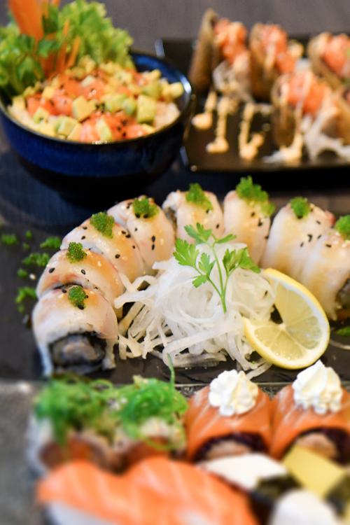 misto sushi Nuova Hong Kong